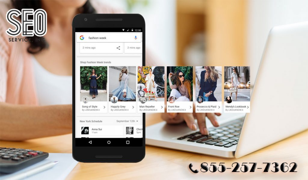 Google Launched Shop the Look
