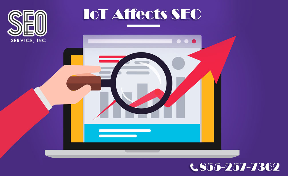How IoT Affects SEO
