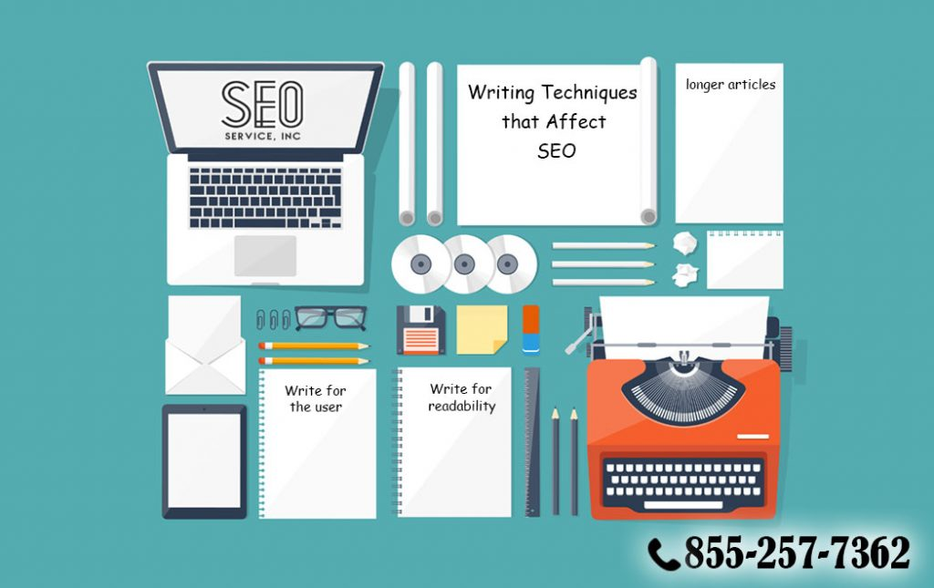 Writing Techniques that Affect SEO