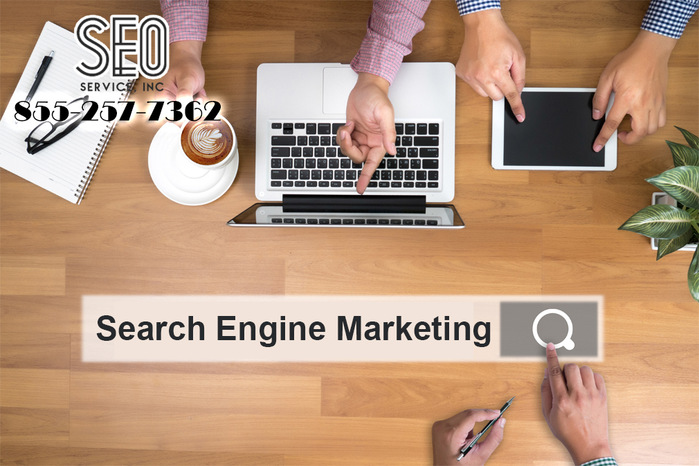 Drive Traffic Your Way with Search Engine Marketing